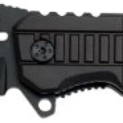 Tac Force Tf-740Sh Assisted Opening Knife, 4.5-Inch Closed