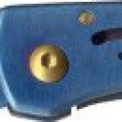 Smith & Wesson Cklpbl Little Pal Knife, Blue