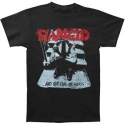 Rancid Men'S Wolves Tour '96 Slim Fit T-Shirt Large Black
