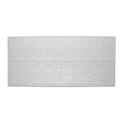 Global Specialty Products 209 Tin Look Nonsuspended Ceiling Tile (Pack Of 5)