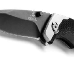 Gerber 30-000258 Drop Point Fine-Edge Contrast Clip Folding Knife