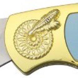 Szco Supplies Eagle Tin Gift Box Knife