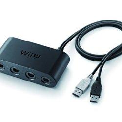 Super Smash Bros. Gamecube Adapter For Wii U