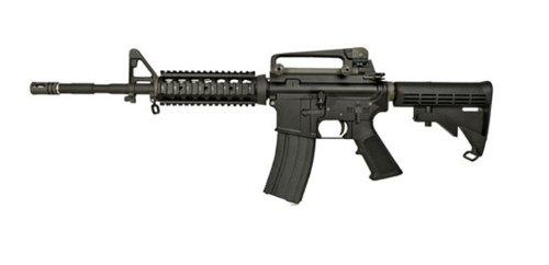 WE M4 RIS ガスブローバック WEGB23
