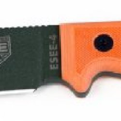 Esee 4 Knife Od Blade Orange G-10 Molle Esee-4P-Mb-Od
