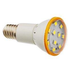 3 W E14 10 X5050Smd Lm 6000 K, 180-200 Cold White Led Bulb Sizes (200-240 - V)