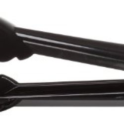 Mercer Culinary Hell'S Tools Utility Tongs, 9-1/2-Inch, Black