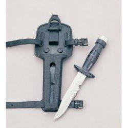 Rothco Scuba Diver'S Knife, Black, O/S