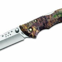 Buck Knives 0284Cms18 Bantam Knife, Realtree Xtra Camo