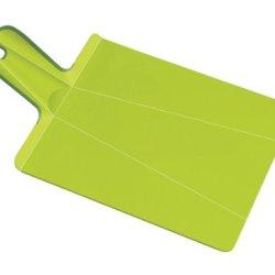 Joseph Joseph Chop 2 Pot Plus Folding Chopping Board, Green