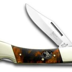 Steel Warrior Imitation Tortoise Shell Warrior Pocket Knife Knives