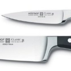 Wusthof Classic 2 Piece Prep Knife Set
