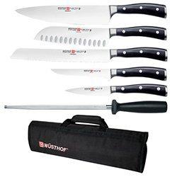 Wusthof Trident Kit Parent Classic Ikon Cutlery Set