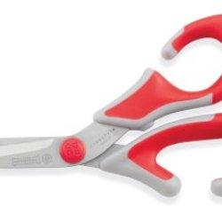 Mundial 2070R Freestyle 7-Inch All-Purpose Scissors, Red