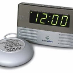 Alarm Clock W/ Bed Shaker Alarm Clock W/ Bed Shaker