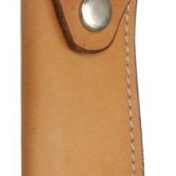 Smooth Leather Hoof Pick/Knife Holder