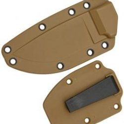 2014 Esee-3 Accessories Brown Sheath Without Clip Plate