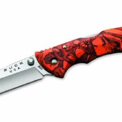 Buck Knives 0284Cms12 Bantam Knife, Orange Head Hunterz