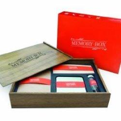 Wooden Memory Box Set Keepsake & Mementos Storage By Luckies Of London