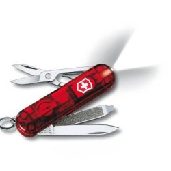 Victorinox 06228T Jellylite Classic - Red