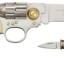 Wyatt Earp Gun And Bullet Knife Set: Frontier Enthusiast'S Collectible
