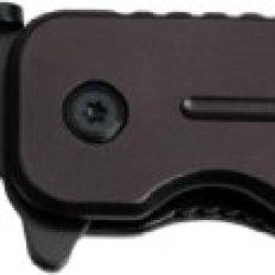 Mtech Usa Mt-748Bkr Razor Blade Knife, 3.5-Inch Closed