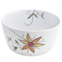 Kahla Five Senses Medium Bowl 7-1/2 Inches, Wonderland Color, 1 Piece