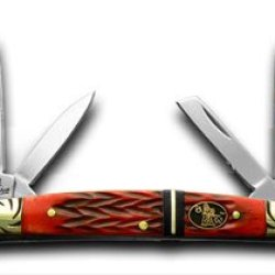 Steel Warrior Watermelon Congress Pocket Knife Knives