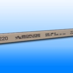 "Edge Pro 220 Grit 1/2"" Medium Water Stone Mounted For Re-Curve Blades"
