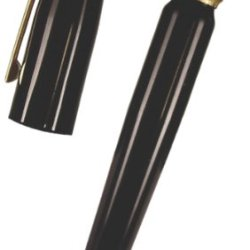 Police Magnum Oc-17 Pen Design Pepper Spray With Uv Dye, Black, .5-Ounce