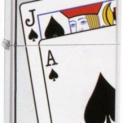 Zippo Black Jack 851312