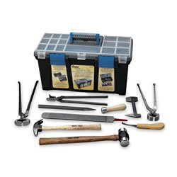 Professional-Quality Horse Farrier'S Kit