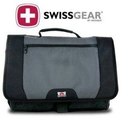 """Swissgear 16"""" Pillar Computer Messenger Bag"""