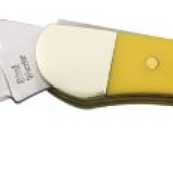 Frost Folding Hunter - Steel Folding Knife,Skinner Blade, Synthetic Handle Sw164Y