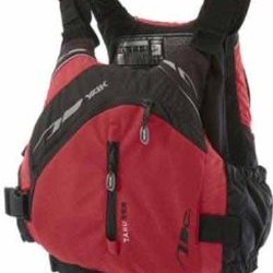 Yak Tahu 55N Junior Buoyancy Aid In Red 2397 Size-- - Junior