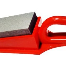 Korean Handy Whetstone Knife Sharpener Stone With Handle