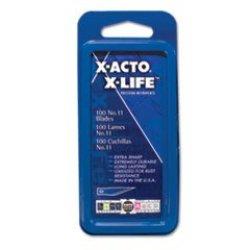 Epix511 #11 Bulk Pack Blades For X-Acto Knives, 500/Box