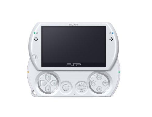 PSP go「プレイステーション・ポータブル go」 パール・ホワイト (PSP-N1000PW)【メーカー生産終了】