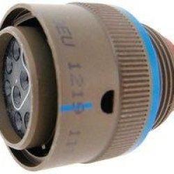 Circular Mil Spec Connector M83723B 3C 3#16 Skt Plug