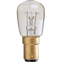 Eveready 15W Pygmy Lamp Clear Sbc (Small Bayonet Cap) Bulb X2 - [Eu Specification: 220-240V]