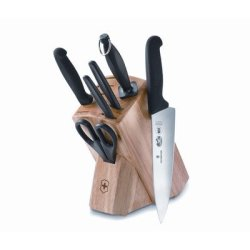 Fibrox 7 Piece Knife Block Set