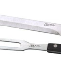 Sabatier Precision 2-Piece Stainless-Steel Carving Set