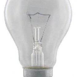 Bell 70W (Equivalent To 100W) Gls Lamp: Bc (Bayonet Cap) Clear Bulb - [Eu Specification: 220-240V]