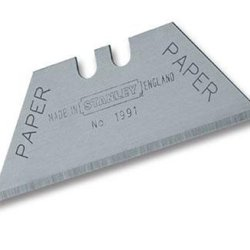 Stanley 11-938 3-Pack Paper Utility Blades