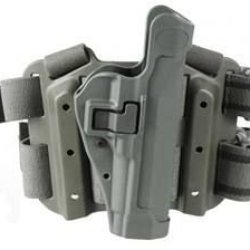 Blackhawk! Serpa Level 3 Light Bearing Tactical Holster For Xiphos Nt Light, Foliage Green/Size 04, Right Hand (Beretta 92/96/M9 Std Or A1 W/Rails (Not Brig/Elite)