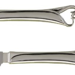 Hortense B. Hewitt Wedding Accessories Entwined Hearts Knife And Cake Server Set