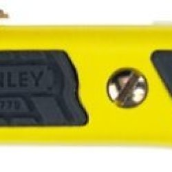 6 Pack Stanley 10-779 Dynagrip Retractable Blade Utility Knife