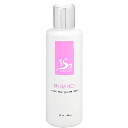 IsoSensuals ENHANCE is an all natural breast enlargement cream that contains active ingredient Voluplus, proven to increase breast volume and feminine curves. This ingredient acts naturally and safely on cells which retain corporal fat, leading to a ...