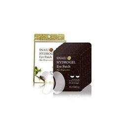 Elishacoy Snail Hydrogel Eye Patch Weight:3.50 Ml. (Set 5 Sachets :Net)