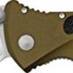 Microtech Socom Elite Knife, Green, 5 1/8In. Closed 160-4Gr